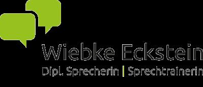 Sprechseiten Karlsruhe – Dipl. Sprecherin | Sprechtrainerin Wiebke Eckstein Logo